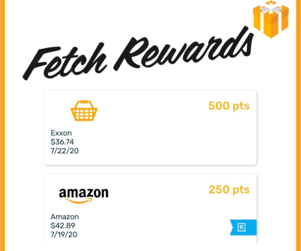 Have you heard about Fetch Rewards?